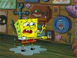 Spongebob Golden Moment: The Giant Paint Bubble