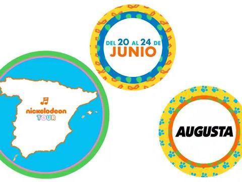 Nickelodeon Tour - Augusta (Zaragoza)