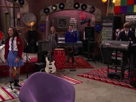 Enséñanos el estudio - Escuela de Rock