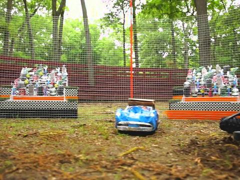 Grand Prix: Demolition