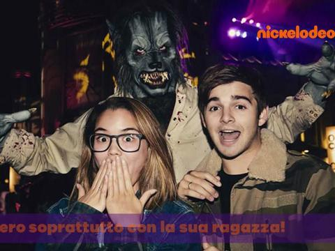Jack Griffo e la girlfriend Paris Berelc