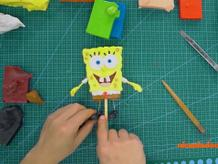 SpongeBob DIY: SpongeBob SquarePants