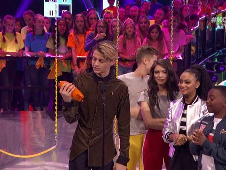 KCA 2018: ¡Jace Norman gana como actor favorito de TV!