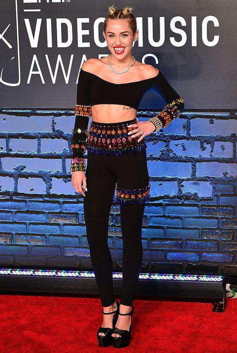 Miley Cyrus, VMAs