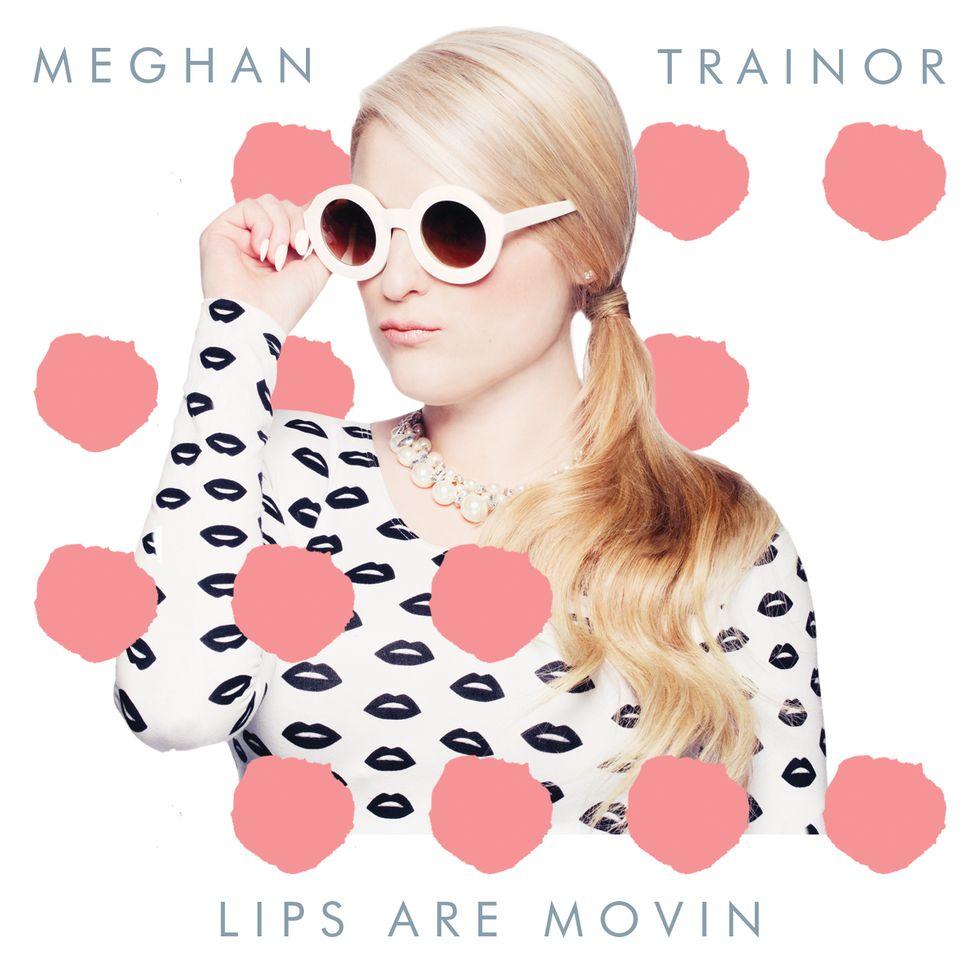 Lirik Lagu Meghan Trainor - Lips Are Movin