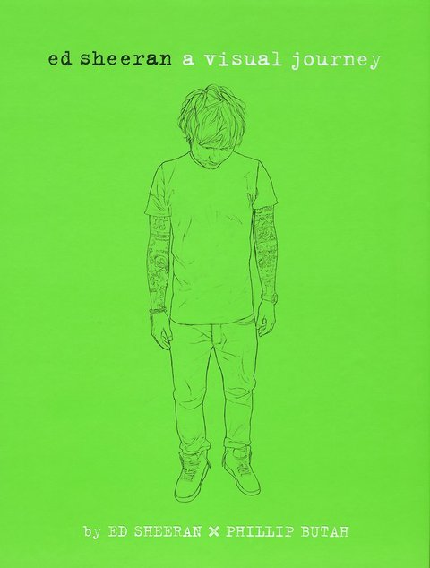ed Sheeran Album Drawing ed Sheeran a Visual Journey