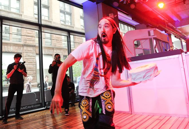 The MLB Fan Cave Concert Series Presents: Steve Aoki