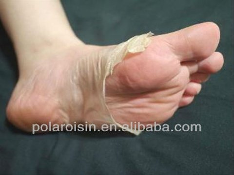 how to make a foot peel