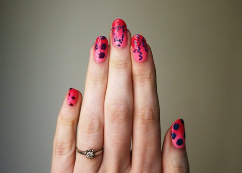STD Nail Art