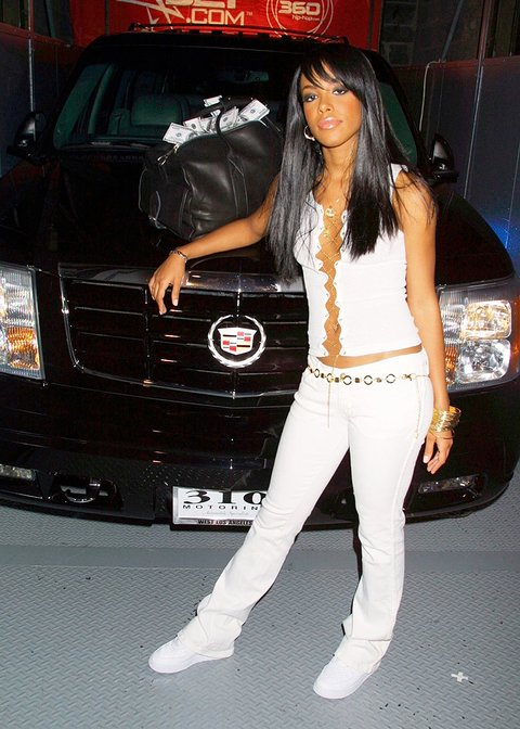 New Cadillac Escalade >> Did The Aaliyah Biopic At Least Get The Fashion Right? - MTV