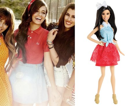 Do Fifth Harmony S Barbie Dolls Compare To The Girls Real