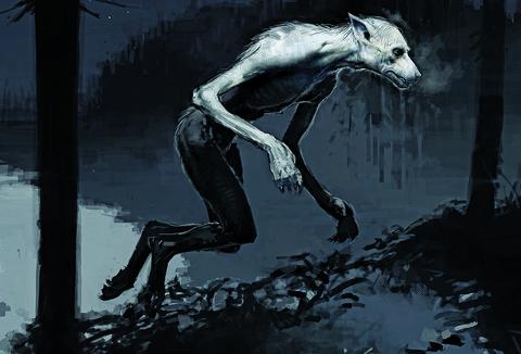 Harry potter 3 werewolf