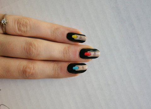 Inception Nail Art