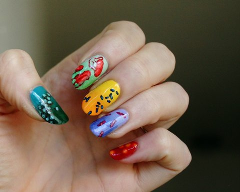 18 Photos Of Nail Art Like You've Never (Ever!) Seen It Before