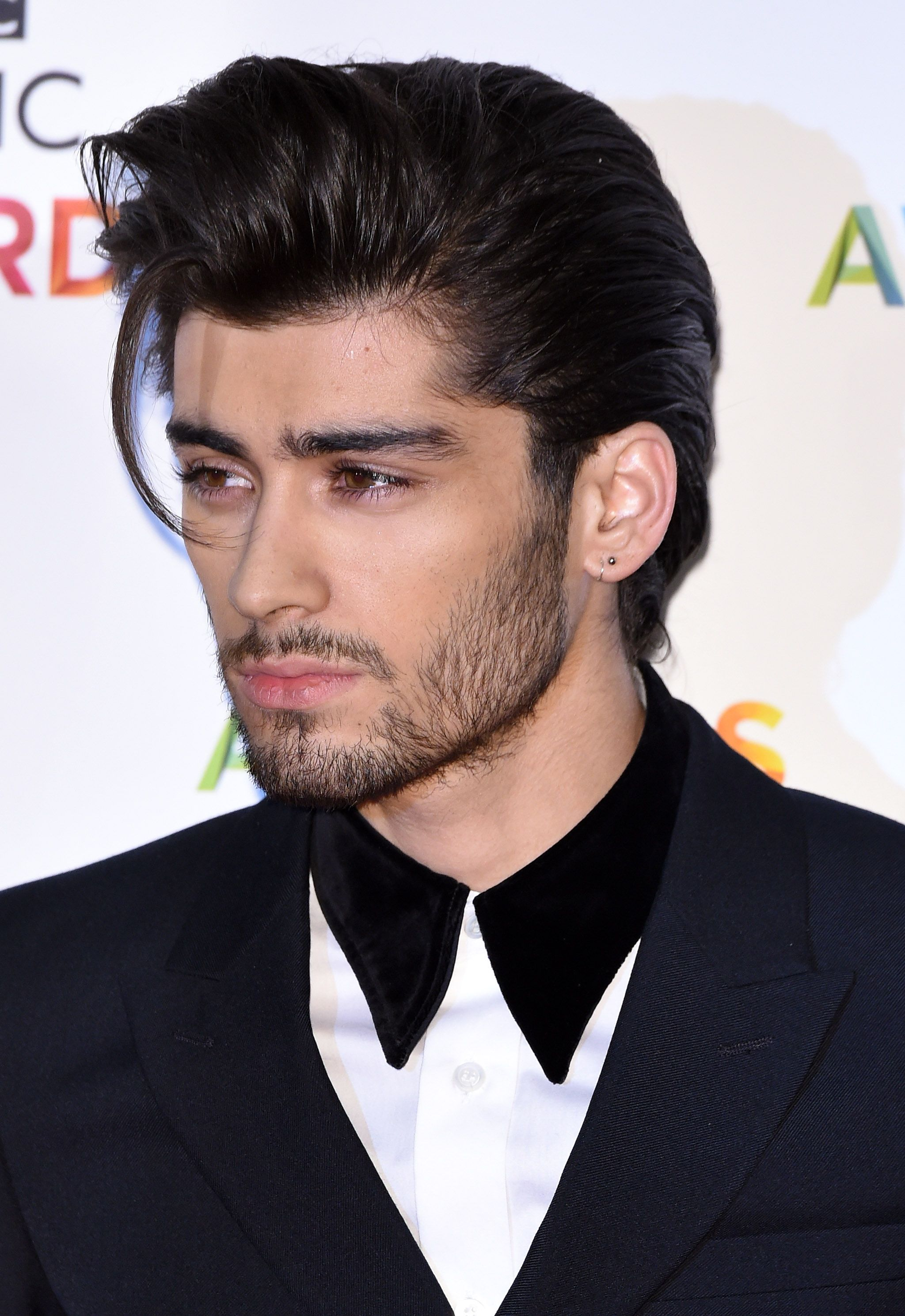 ZAYN MALIK Quit One Direction, And Now His Hair - MTV