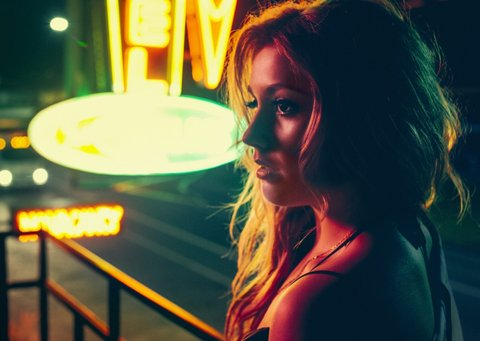 Crocodiles And Police And Barf, Oh My! Behind The Scenes Of Ella Henderson's 'Ghost'