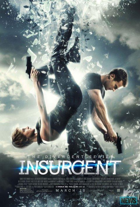 მეამბოხე ნაწლი 2 (ქართულად) - Insurgent / Инсургент (2015)