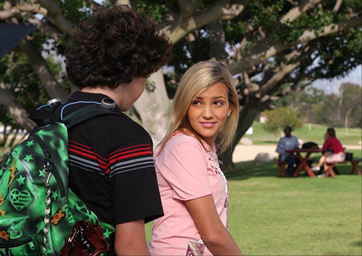 Jamie Lynn Spears in Zoey 101