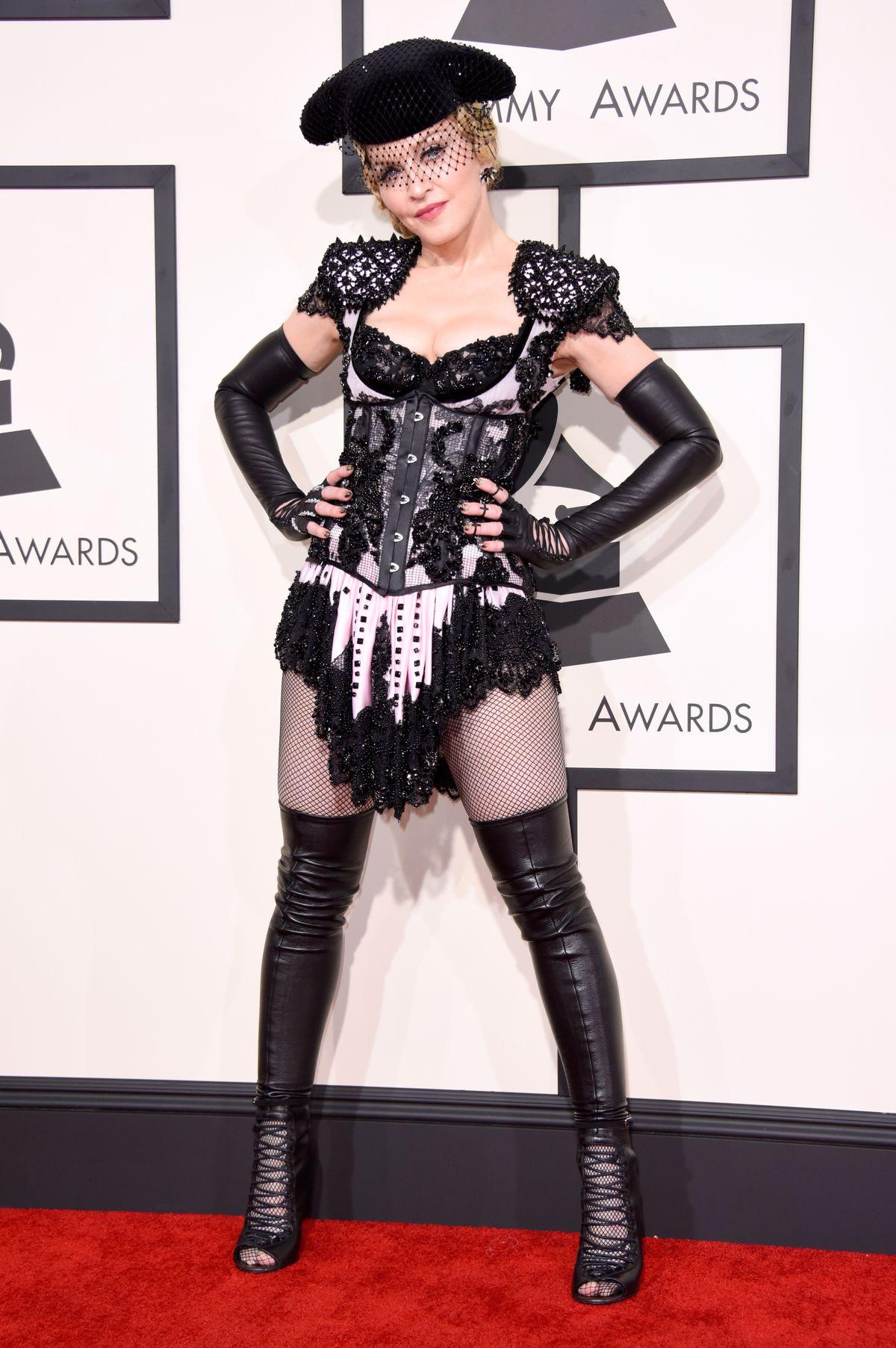 Madonna, Grammys