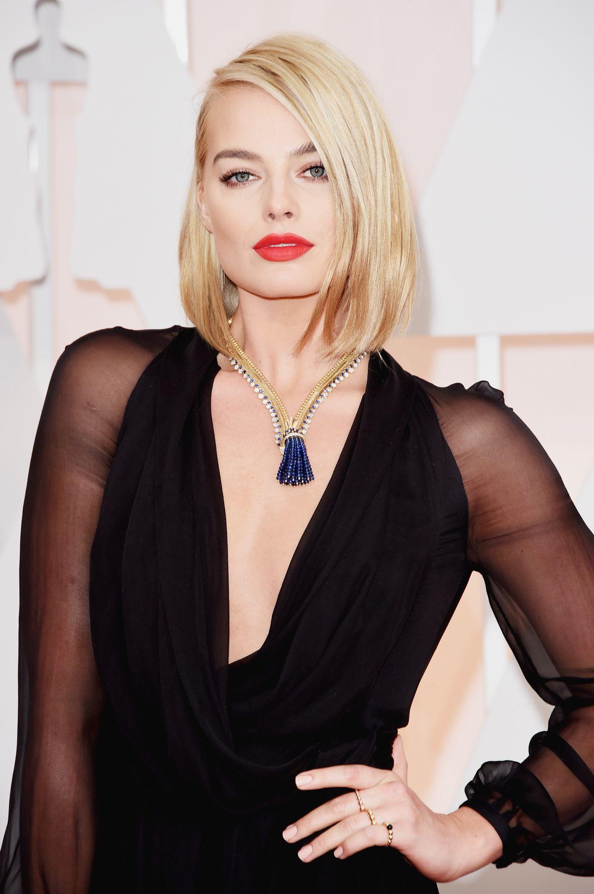 Oscars - Margot Robbie