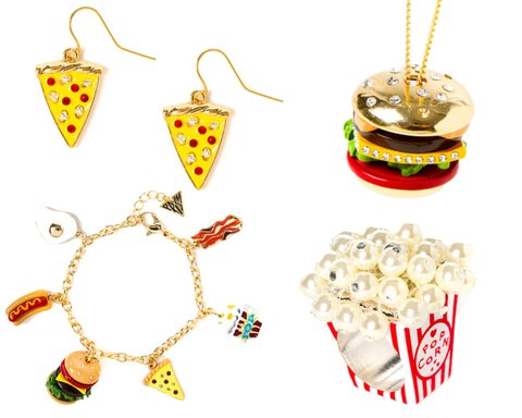 Buy Earrings food from claires pictures trends