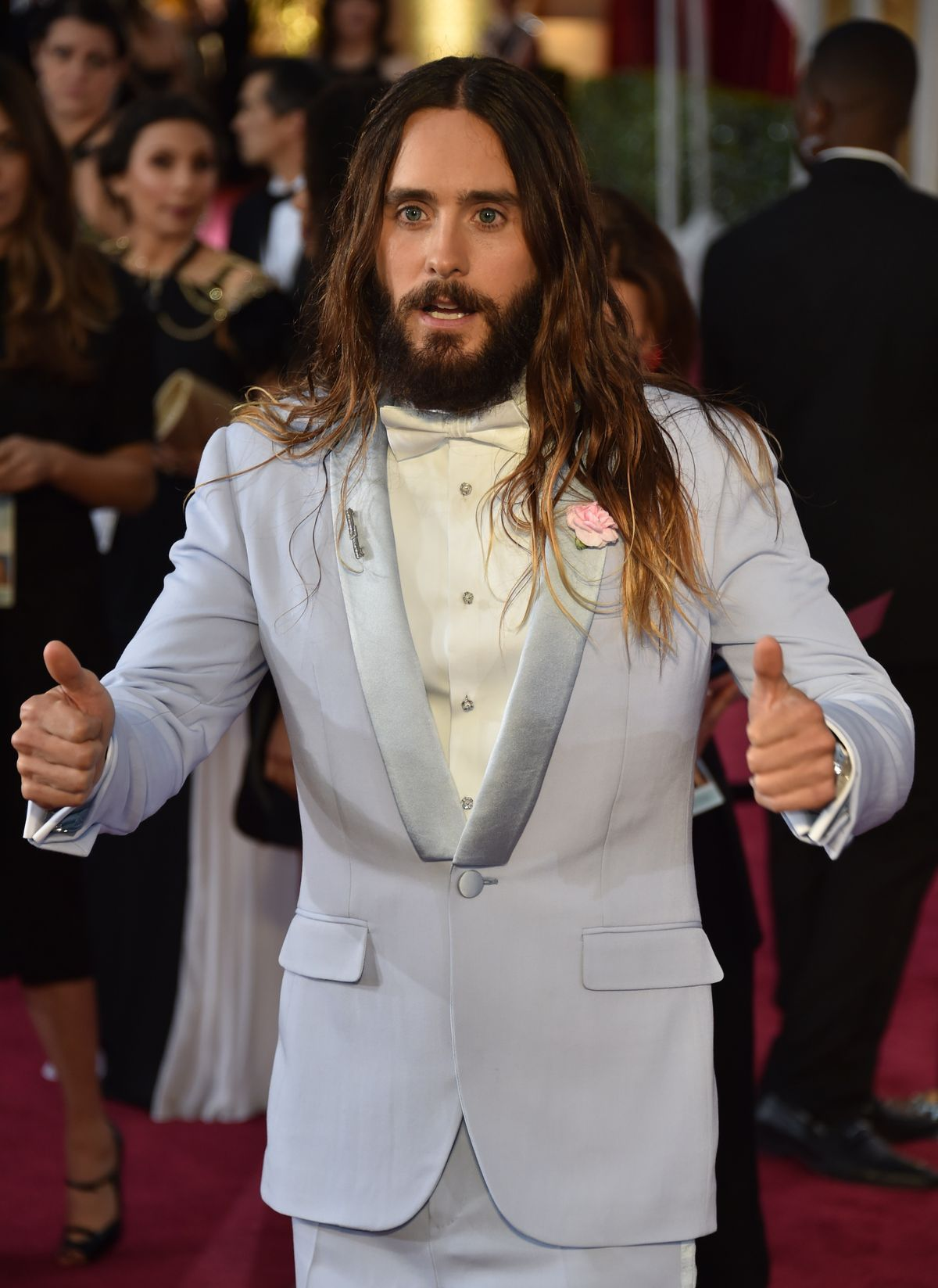 14 Pictures Proving That Jared Leto Had More Fun Than Anyone On Oscar Night Leto2-1424700324.jpg?quality=0