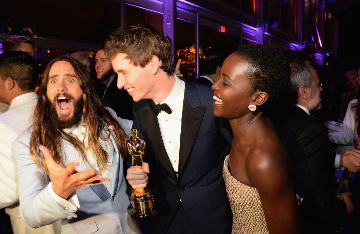 14 Pictures Proving That Jared Leto Had More Fun Than Anyone On Oscar Night Letolupita-1424700261.jpg?quality=0