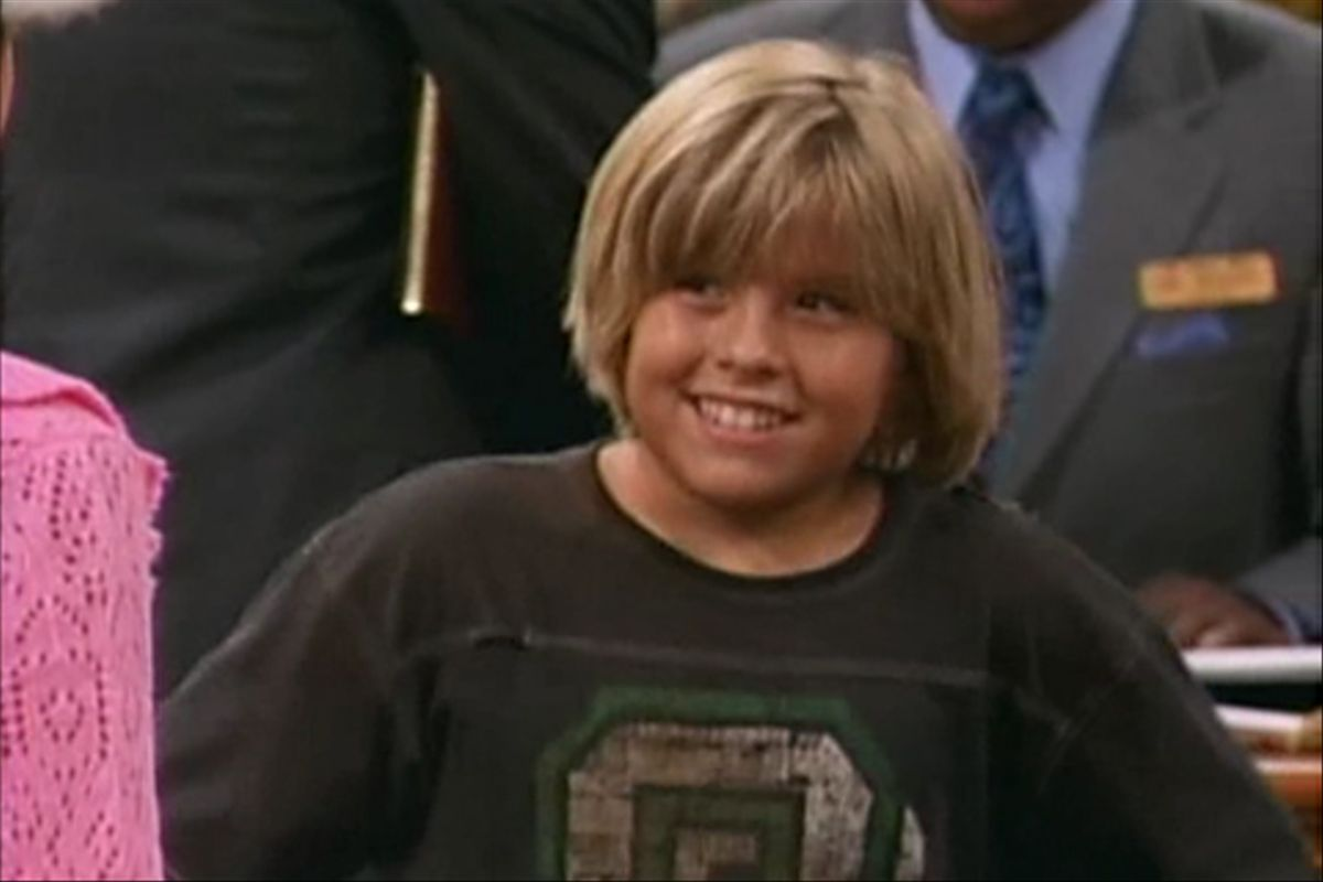 Dylan Sprouse Is Zack Martin