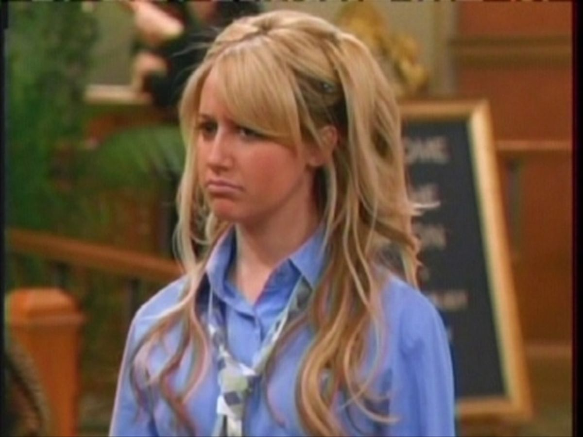Maddie, Ashley Tisdale, Suite Life
