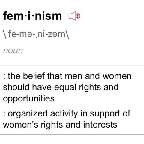 Definition of feminism essay
