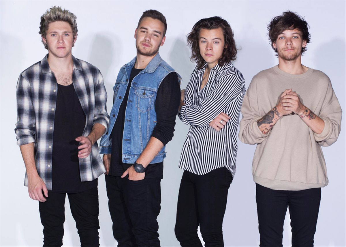 One Direction without Zayn