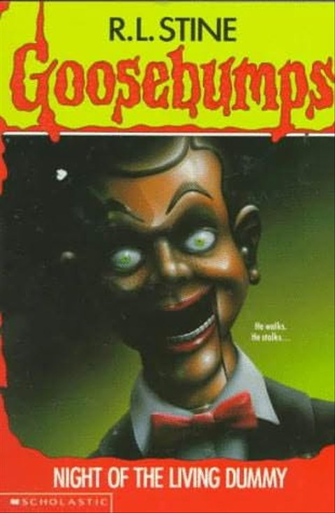 8 'Goosebumps' Books That Are Now Irrelevant Thanks To ...