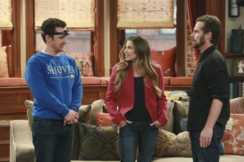 BEN SAVAGE, DANIELLE FISHEL, RIDER STRONG