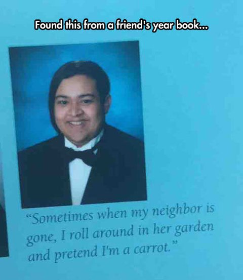 Memorable Senior Quotes: These 15 Senior Yearbook Quotes Will Make You LOL
