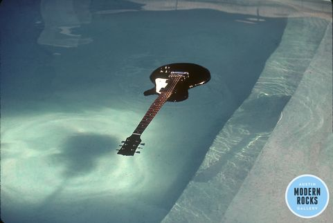 Nirvana 'Nevermind' outtakes guitar