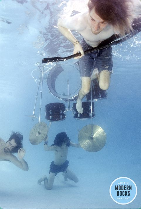 Nirvana 'Nevermind' cover outtakes