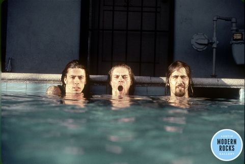 Nirvana 'Nevermind' photo shoot outtakes