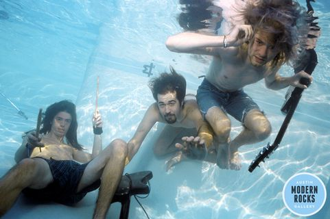 Nirvana 'Nevermind' outtakes