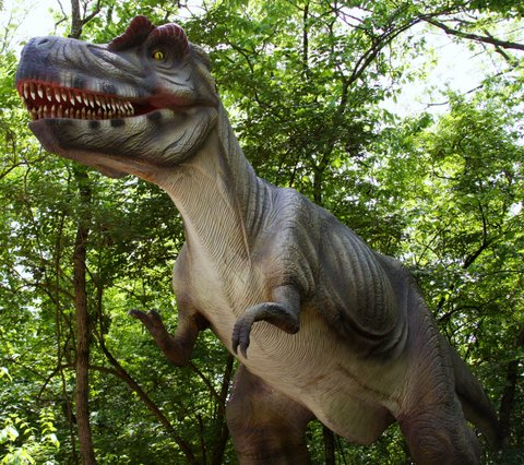 Here are 6 real jurassic parks you can visit right now mtv Dinosaur museum ohio