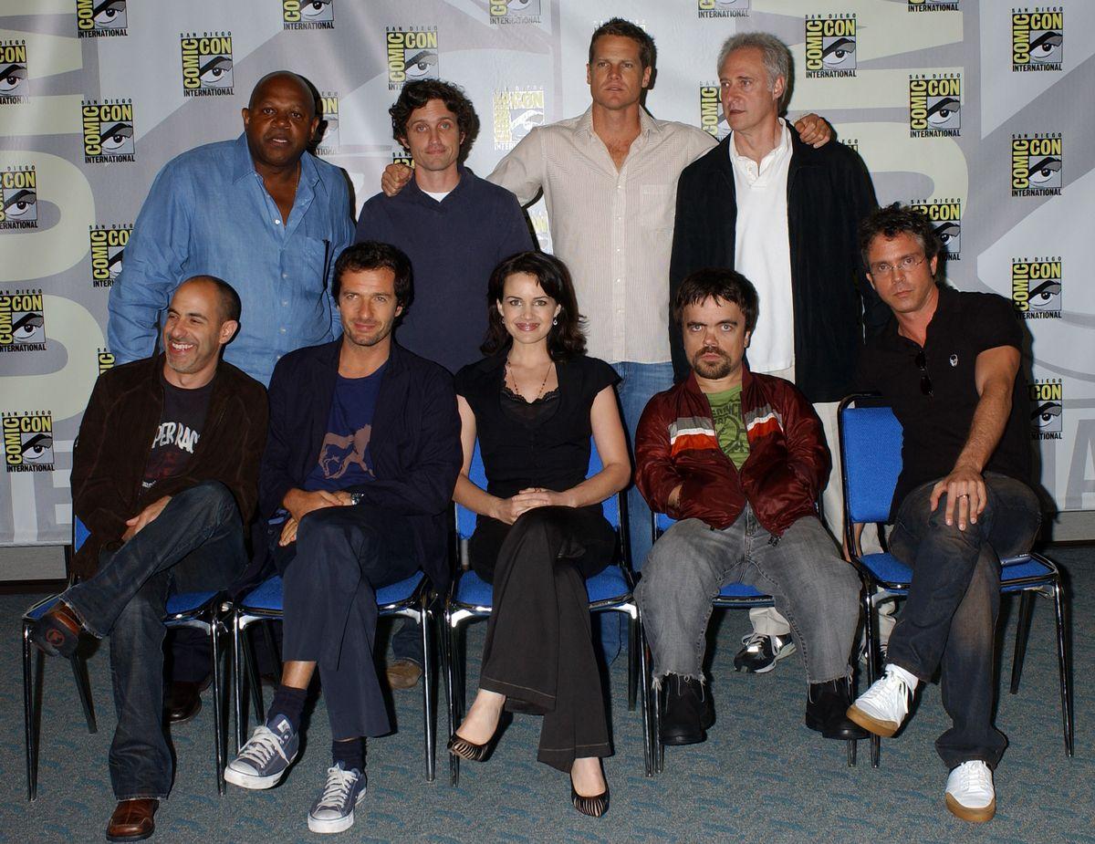 36th Annual Comic-Con International - Day Four