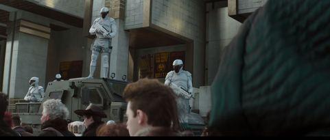 Peacekeepers Mockingjay Part 2 Trailer