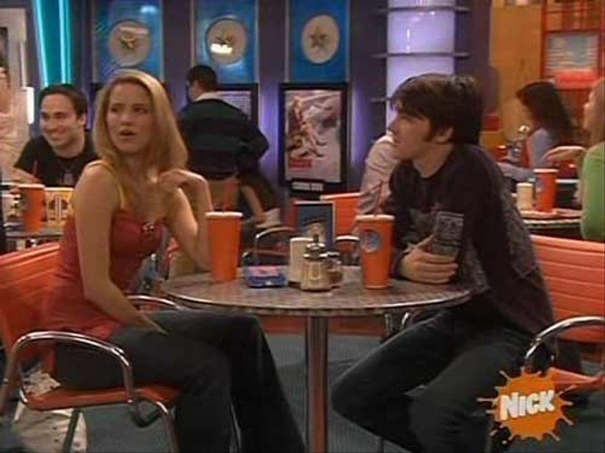 Dianna Agron Drake & Josh