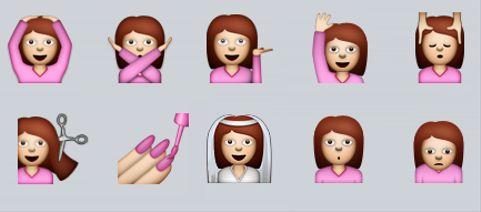 Emoji Lady