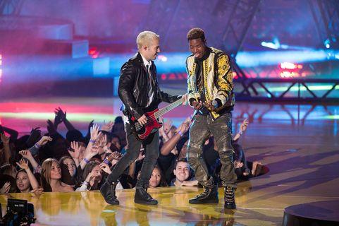 Fetty Wap and Fall Out Boy