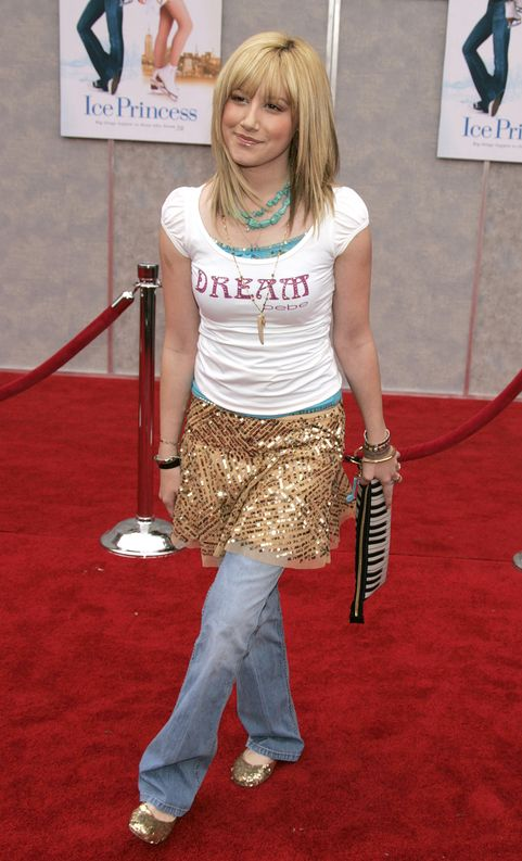 Ashley Tisdale (Photo by Jeffrey Mayer/WireImage)