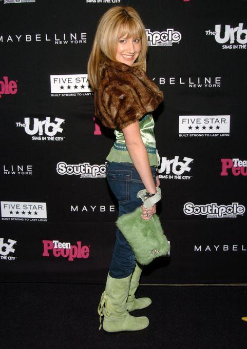 Ashley Tisdale (Photo by John Sciulli/WireImage)