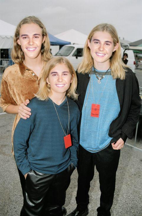 Justin Bieber, Hanson