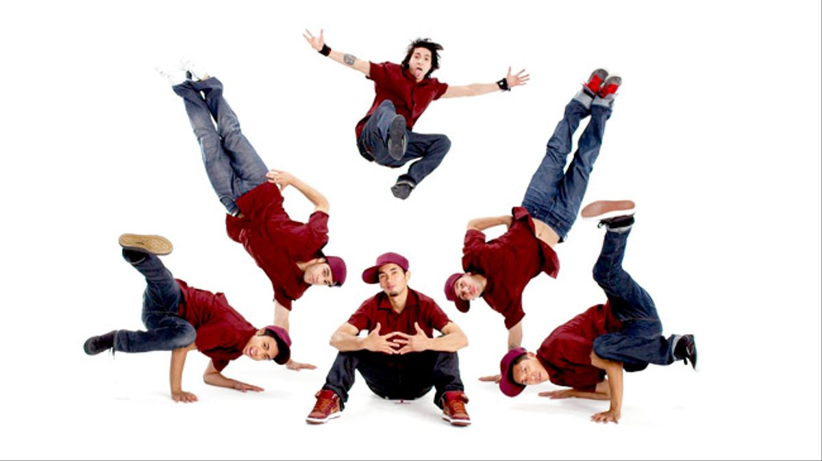 The Season 2 Crew Hails From Sin City And Is Comprised Of Three Well Known B Boy Crews Battle Monkees Full Force Knucklehead Zoo