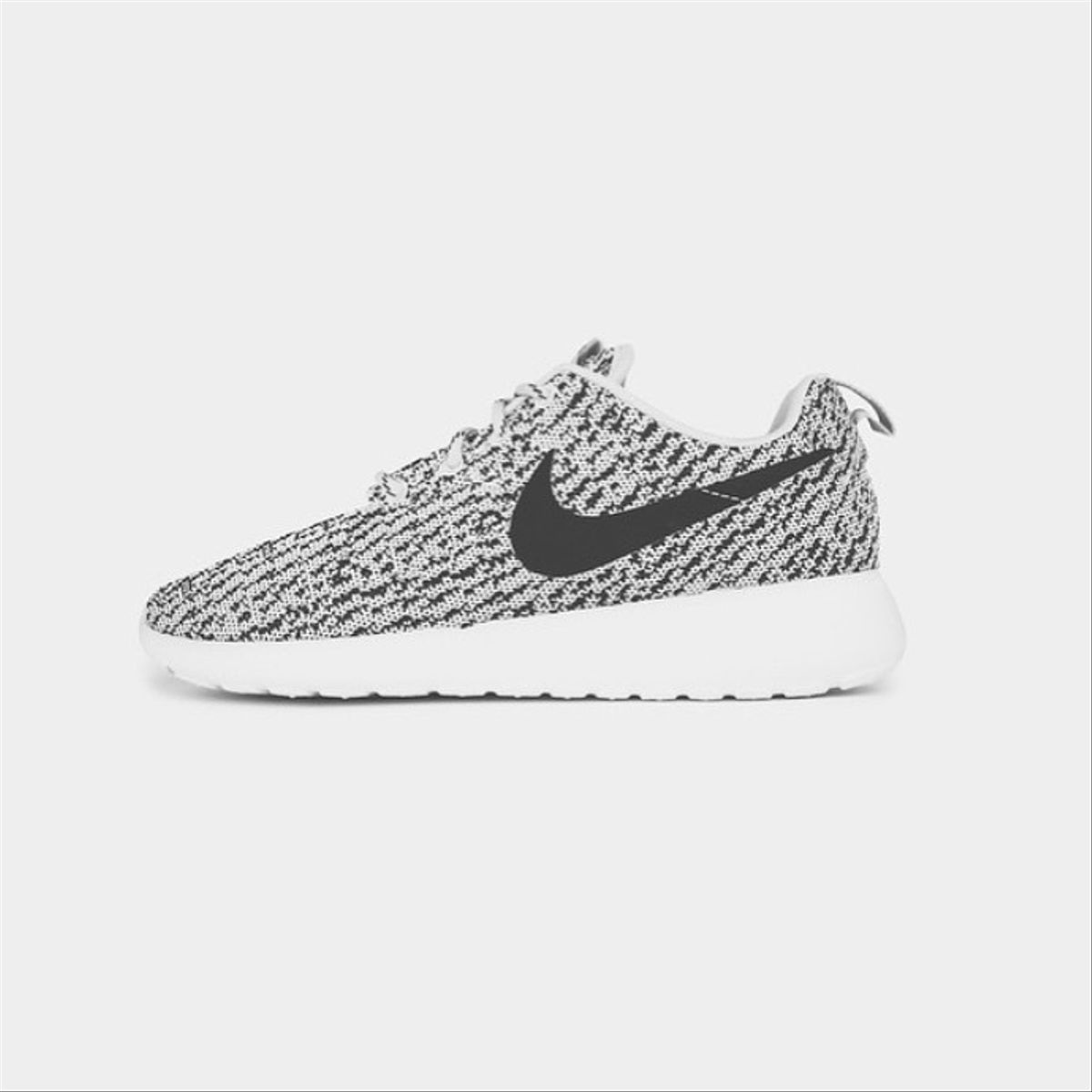 wholesale dealer ec357 4f6cd Meet The Dude Transforming Nike Roshe Runs Into Yeezy Boost Sneakers