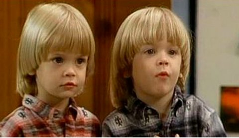 Nicky And Alex From Full House Grown Up